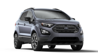 Syncmyride Com Register Ford >> New 2020 Ford Ecosport For Sale At Young Ford Of Brigham